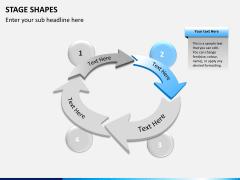 Stage shapes PPT slide 8