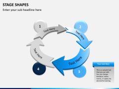 Stage shapes PPT slide 9