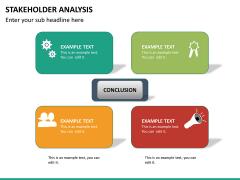 Stakeholder analysis PPT slide 24
