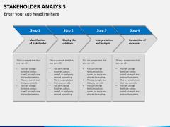 Stakeholder analysis PPT slide 19