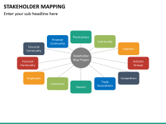 Stakeholder mapping PPT slide 19