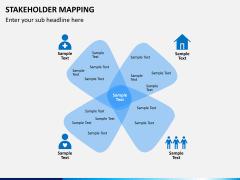 Stakeholder mapping PPT slide 14