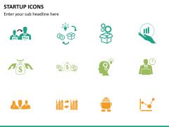 Startup Icons PPT slide 11