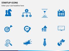 Startup Icons PPT slide 3