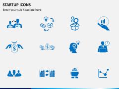 Startup Icons PPT slide 4