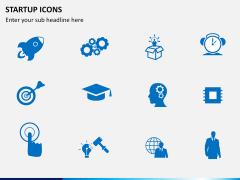 Startup Icons PPT slide 5