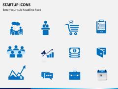 Startup Icons PPT slide 7