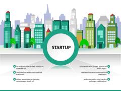 Startup PPT slide 26