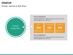 Startup PPT slide 43