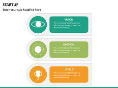 Startup PPT slide 29
