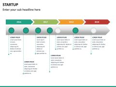 Startup PPT slide 30