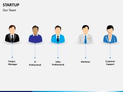 Startup PPT slide 2