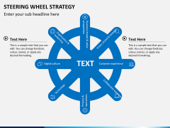 Steering Wheel PPT slide 1