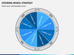 Steering Wheel PPT slide 2