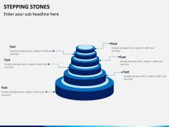 Stepping stones PPT slide 6