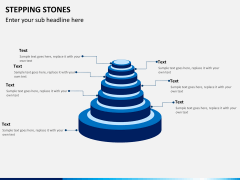 Stepping stones PPT slide 7