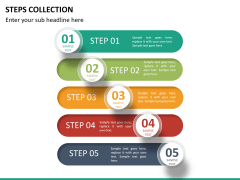 Steps Collection PPT slide 18