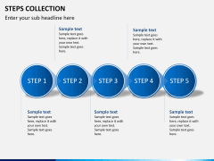 Steps Collection PPT slide 13