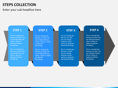 Steps Collection PPT slide 14