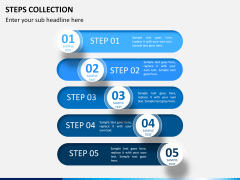 Steps Collection PPT slide 3