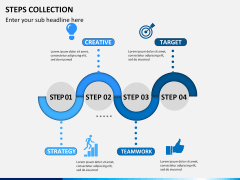 Steps Collection PPT slide 9