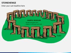 Stonehenge PPT slide 2