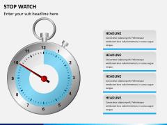 Stopwatch PPT slide 10