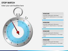 Stopwatch PPT slide 11