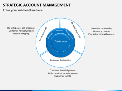 Strategic account management PPT slide 11