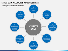 Strategic account management PPT slide 8