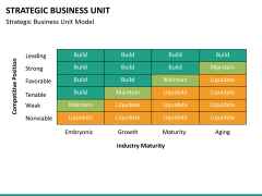 Strategic business unit PPT slide 29