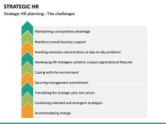 Strategic hr PPT slide 29