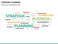 Strategic planning PPT slide 15