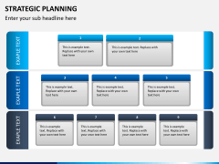 Strategic planning PPT slide 10