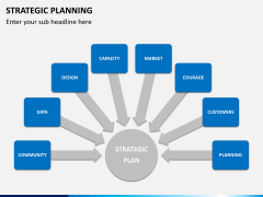 Strategic planning PPT slide 2