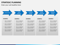 Strategic planning PPT slide 4