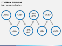 Strategic planning PPT slide 6