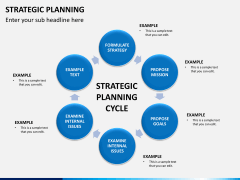 Strategic planning PPT slide 8