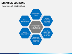 Strategic sourcing PPT slide 21