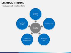 Strategic thinking PPT slide 13