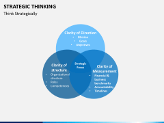 Strategic thinking PPT slide 14