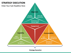 Strategy execution PPT slide 26