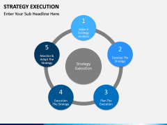 Strategy execution PPT slide 18