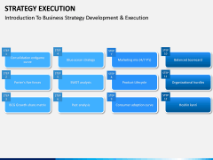 Strategy execution PPT slide 8