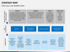 Strategy map PPT slide 4