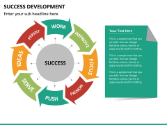 Success development PPT slide 10