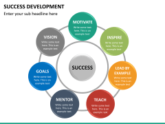 Success development PPT slide 12