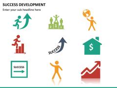 Success development PPT slide 14