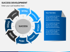Success development PPT slide 2