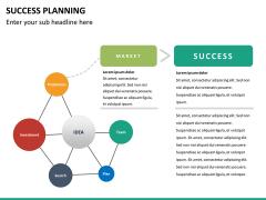 Success planning PPT slide 13